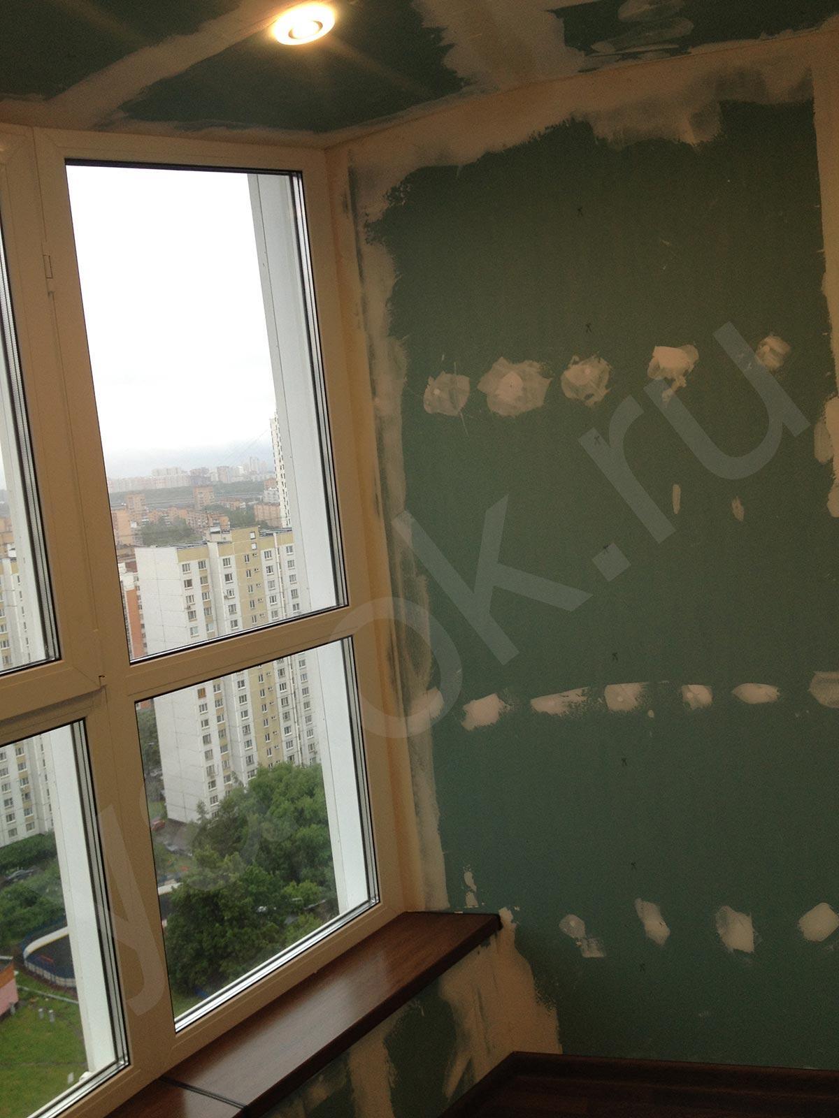 Балкон в копэ фото.